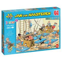 Jan van Haasteren Junior - Apenkooien (240)