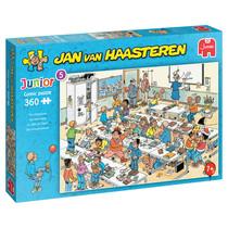 Jan van Haasteren Junior - Het Klaslokaal (360)