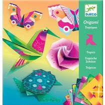 Origami: Niveau 3 Tropische dieren
