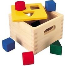 PT - Shape & Sort It Out (vormenbox)