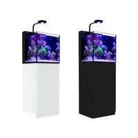 thumb-Red Sea Max Nano Complete Reef System - White-4