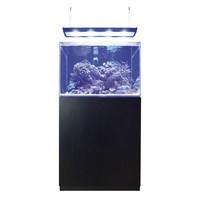 Blue Marine reef 200 aquarium zwart