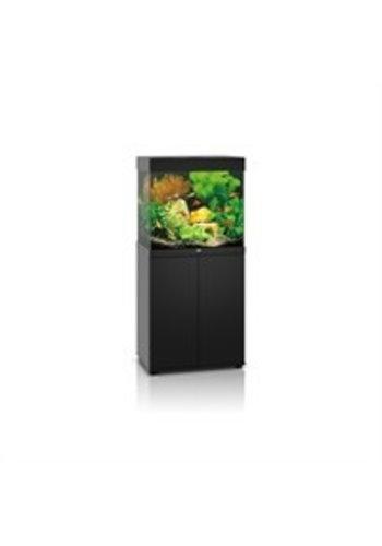 Juwel Lido 120 zwart set LED