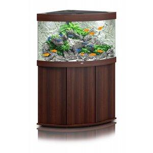 Juwel Aquarium Trigon 190 Donkerbruin Set LED