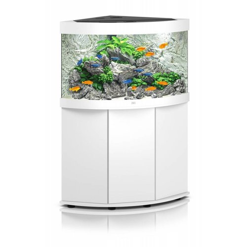 Juwel Aquarium Trigon 190 Wit Set LED