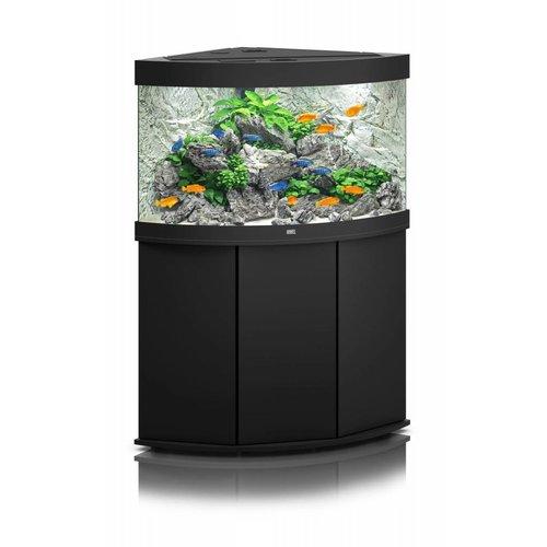 Juwel Aquarium Trigon 190 Zwart Set LED
