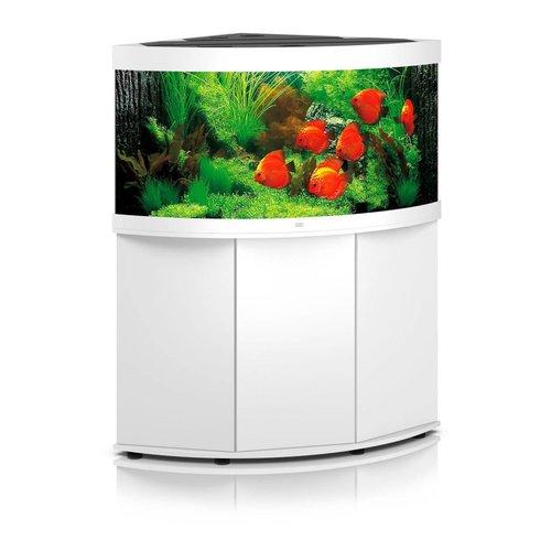 Juwel Aquarium Trigon 350 Wit Set LED