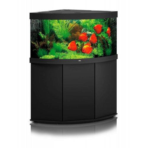 Juwel Aquarium Trigon 350 Zwart Set LED