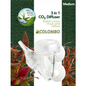Colombo Colombo CO2 3 in 1 diffuser medium