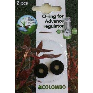 Colombo Colombo o-ring voor advance drukregelaar 2 st.