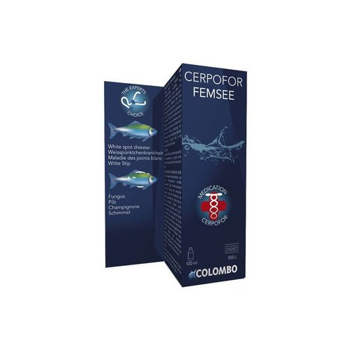 Colombo Cerpofor Femsee 100 ml./500 ltr.