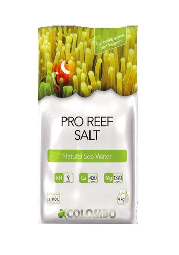 Colombo marine natural reef salt 4kg stazak