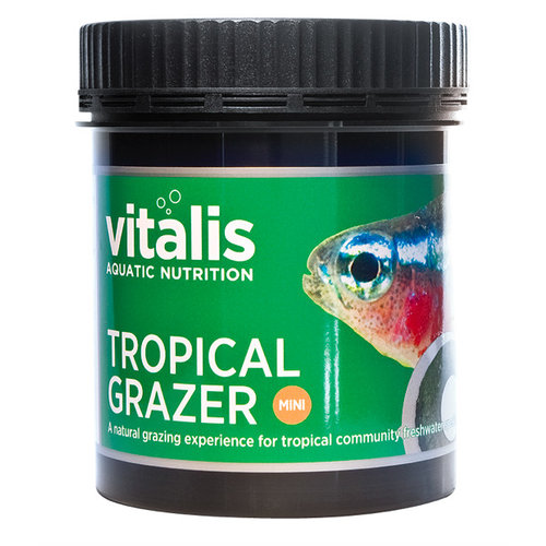 vitalis Vitalis mini tropical grazer 290g