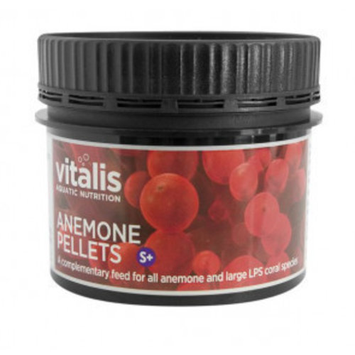 vitalis Vitalis anemone pellets (S+) 4mm 50g