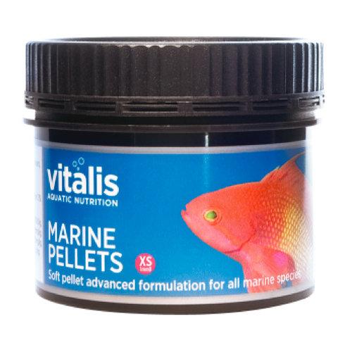 vitalis Vitalis marine pellets (XS) 1mm 60g