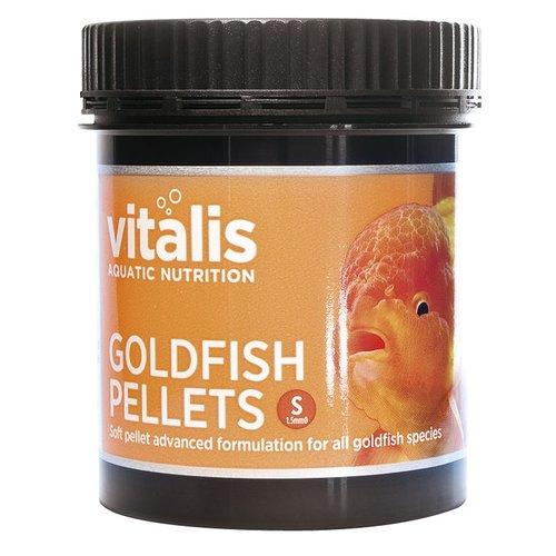 vitalis Vitalis goldfish pellets (S) 1.5mm 120g