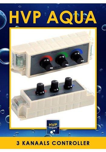 HVP Aqua 3 kanaals handmatige RGB dimmer