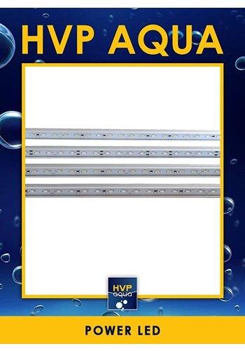 HVP Aqua 116 CM wit Coral LED lamp 36W 1 watt led