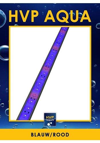 HVP Aqua 116 CM blauw rood Coral LED lamp 36W 1 watt led
