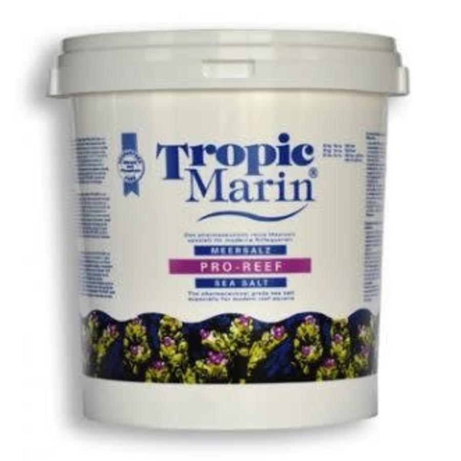 Tropic marin Pro reef zee zout emmer 10 kg-1