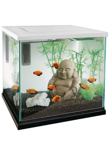 SuperFish Zen 30 aquarium wit