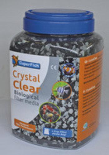 SuperFish Crystal Clear filtermedia 2000 ml