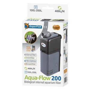 SuperFish Superfish Aquaflow 200 filter 400 l/h