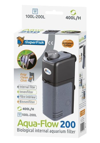 Superfish Aquaflow 200 filter 500 l/h