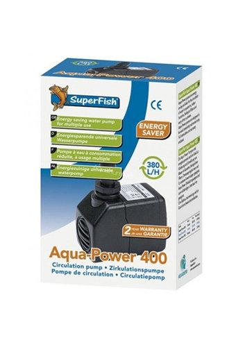 SuperFish Aqua-Power 400 - 380 l/h