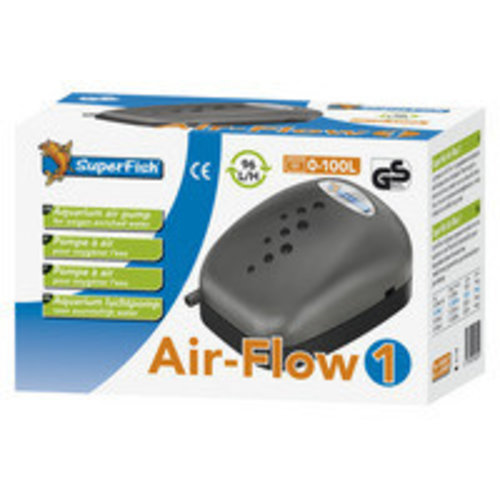 SuperFish SuperFish Air-Flow 1 way