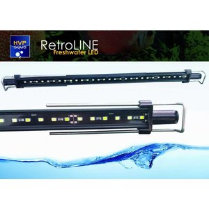 HVP Aqua HVP Aqua RetroLINE 438mm Daylight LED 6W 24V Add-on