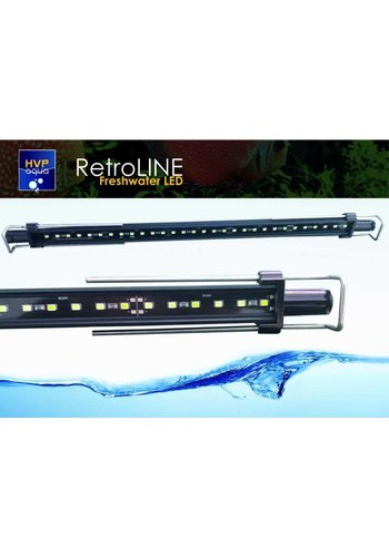 HVP Aqua RetroLINE Daylight LED 438mm 6W 24V Add-on