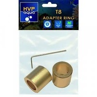 HVP Aqua T8 adapter ringen set 2 stuks