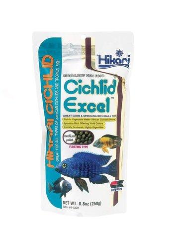Hikari Cichlid excel medium 250g