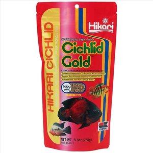 Hikari HIKARI CICHLID GOLD BABY 250 GRAM