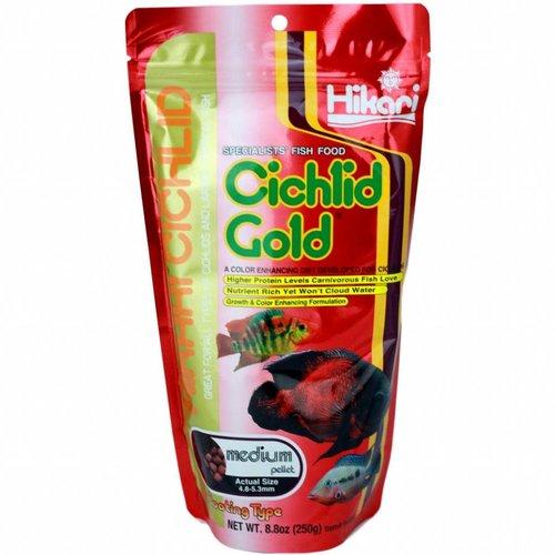 Hikari Cichlid gold medium 250g