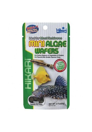 Hikari Mini algae wafers 85g