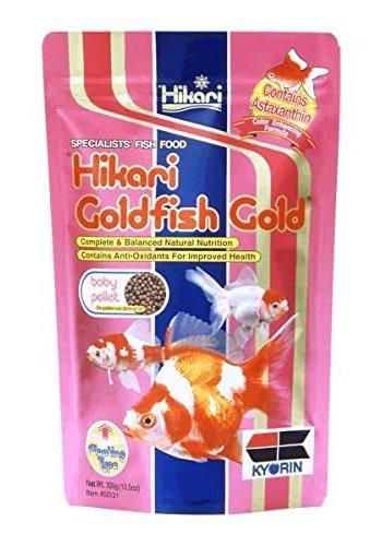 Hikari Gold goldfish baby 100g
