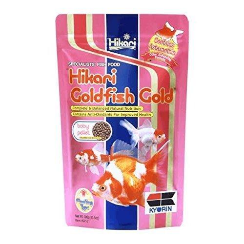Hikari HIKARI GOLD GOLDFISH BABY 300 GRAM