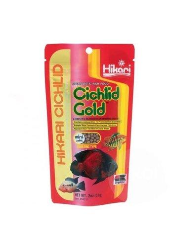 Hikari Cichlid gold mini 57g