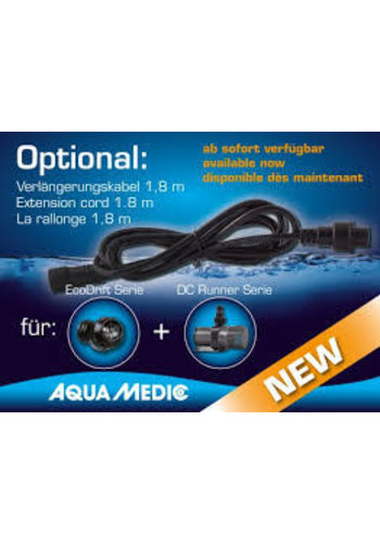 Aqua Medic Extension cord DC runner/Ecodrift