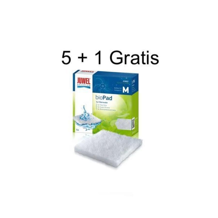 Juwel Biopad M (compact) Bioflow 3.0 5 + 1 Gratis
