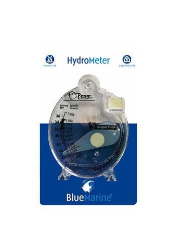 BLUE MARINE HYDROMETER