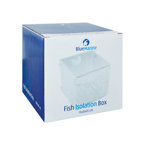 Blue Marine Blue Marine Fish isolation box 15 x 15 x 15 cm