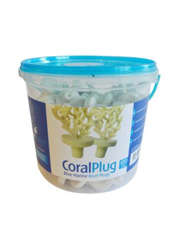Blue Marine Coral plug 100 Stuks