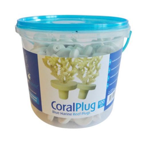 Blue Marine Blue Marine Coral plug 100 Stuks
