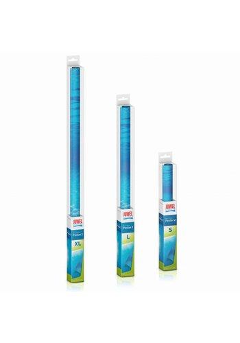 Juwel Poster 2 S 60 x 30CM blauw (Tweezijdig bedrukt)