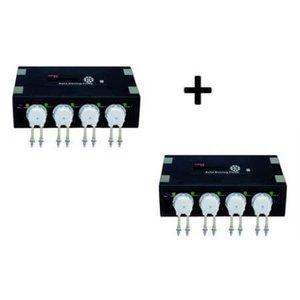 Jecod Jebao Jecod Jebao Dosing pump DP8 superieur (DP4 + DP4S)