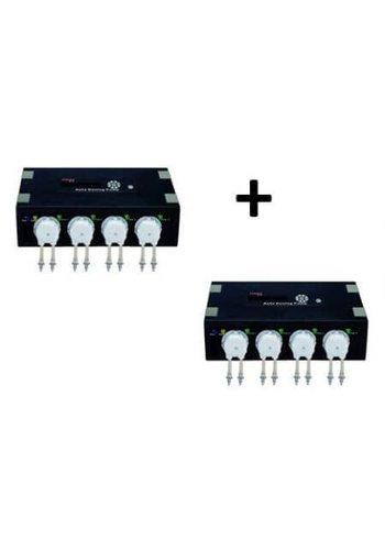 Jecod Dosing pump DP8 superieur (DP4 + DP4S)