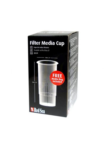 Red Sea Filter Media Cup
